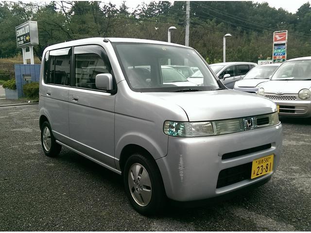 「ホンダ」「ザッツ」「コンパクトカー」「栃木県」の中古車