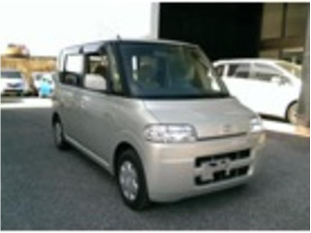 「ダイハツ」「タント」「コンパクトカー」「栃木県」の中古車
