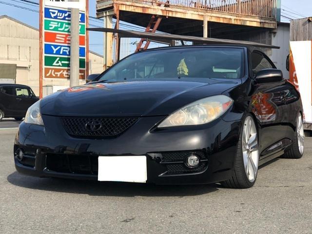 カムリ ソラーラ(トヨタ) SEコンバーチブル 中古車画像