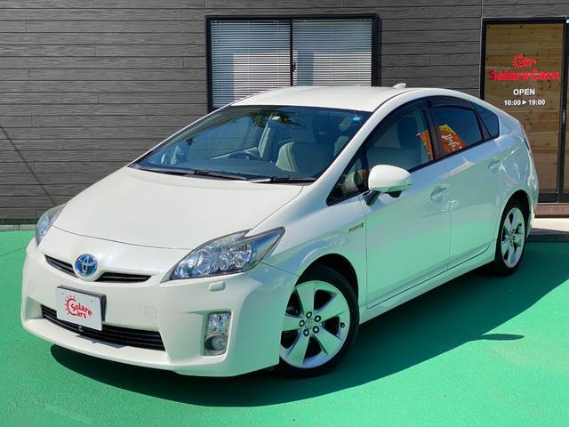 トヨタ S LED-ED HV保証 ナビ地デジ  Bluetooth