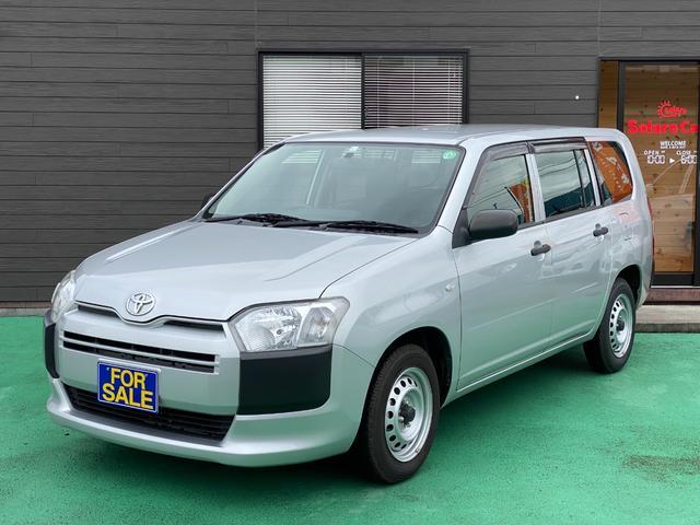 トヨタ プロボックス DXコンフォート SDナビ/ワンセグ/Bluetooth/ETC/キーレス/スペアキー/法人ワンオーナー車