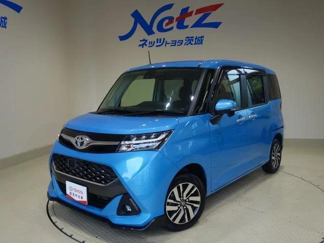 トヨタ タンク カスタムG S 評価点4.5 新品社外ナビ 両側電動ドア