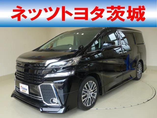 トヨタ Z Gエディション 10型純正SDナビ 後席モニタ Bカメラ