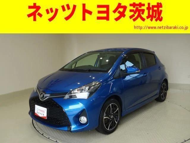 トヨタ ヴィッツ RS 純正ナビ 5速M/T