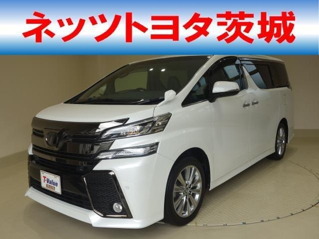トヨタ 2.5Z Aエディション ゴールデンアイズ 社外SDナビ
