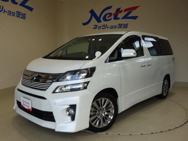 トヨタ 2.4Z ゴールデンアイズ 評価点4.5 8型純正ナビ