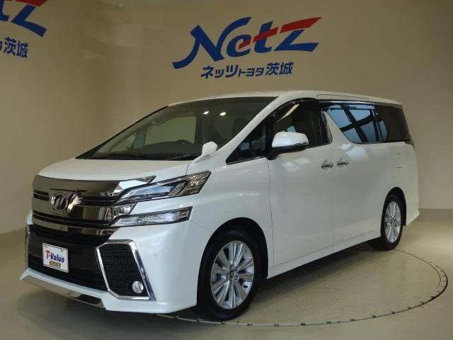 トヨタ 2.5Z Aエディション 9型純正SDナビ 評価点5