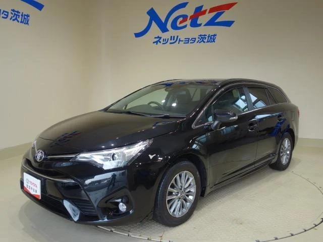 トヨタ アベンシスワゴン Xi 評価点4.5 衝突被害軽減ブレーキ 純正SDナビ