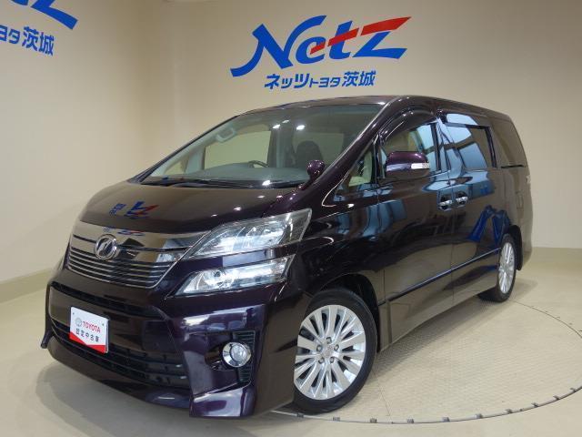 トヨタ 2.4Z Gエディション 評価点4.5 8型純正ナビ