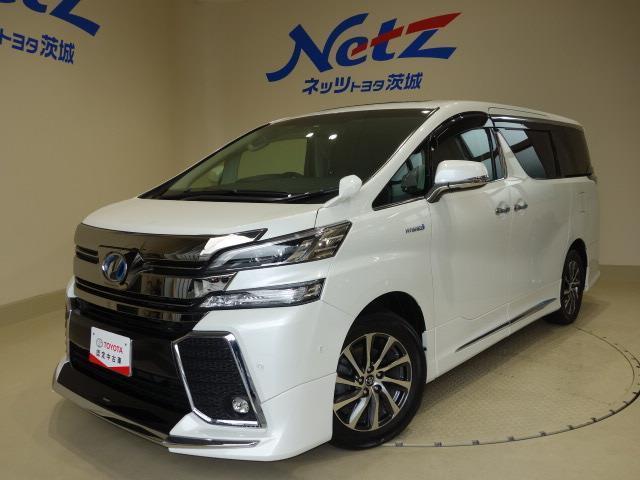 トヨタ ZR Gエディション メーカー装着ナビ 後席モニタ
