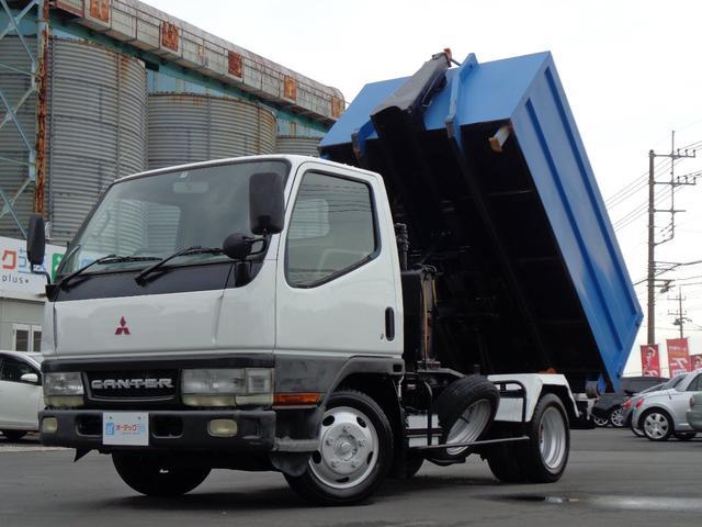 三菱ふそう 新明和アームロール CCA2-21Aモデル 積載2000kg