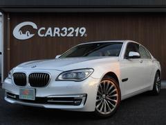 BMWアクティブハイブリッド7 コンフォートPG ACC HUD