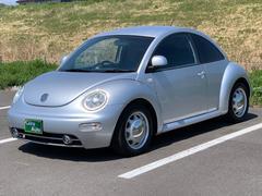 VW ニュービートル走行距離少 AGAクラッシックアルミホイール