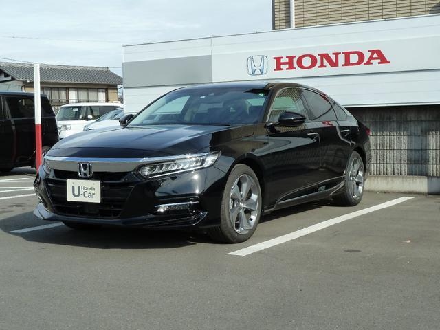 ホンダ 試乗車 禁煙車 サンルーフ ナビ Bカメラ ホンダセンシング EX(5名)