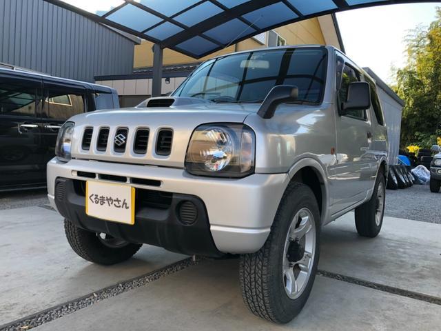 スズキ XA ジムニーXA インタークーラーターボ パートタイム4WD 高低二段切替式後輪駆動ベース Bluetooth機能付きワンセグナビ ETC