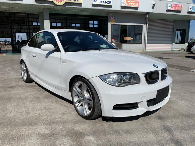 BMW 135i ナビ TV ETC