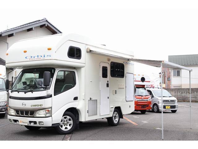 トヨタ キャンピングワークス製オルビス FF 家庭用エアコン