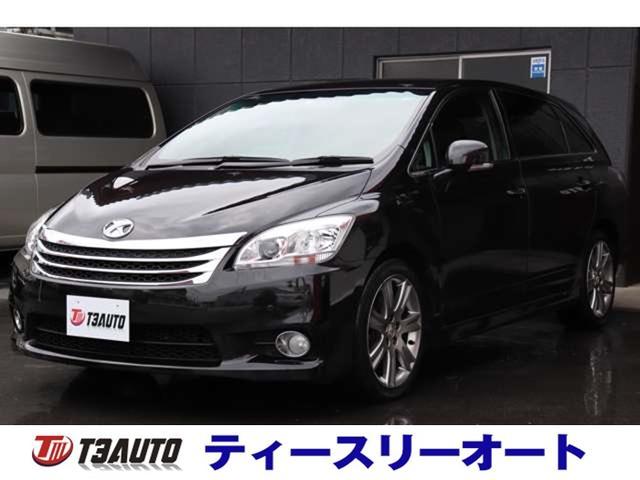 トヨタ エアリアル ワンオーナー/禁煙車/地デジ/純正エアロ