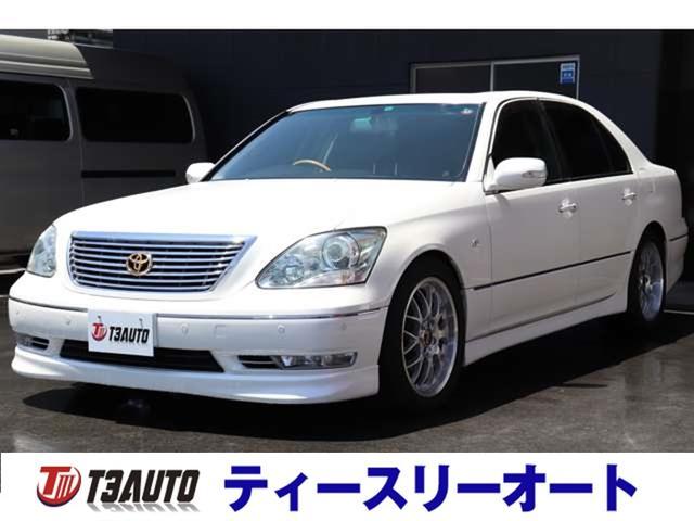 トヨタ C仕様 インテリアセレクション 純正エアロ/BBS18AW