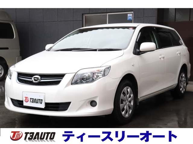 トヨタ X HIDリミテッド 特別限定車/1オーナー/禁煙/純正ナビ