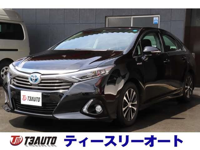 トヨタ S Cパッケージ 禁煙車/ナビ/地デジ/クルコン/ドラレコ