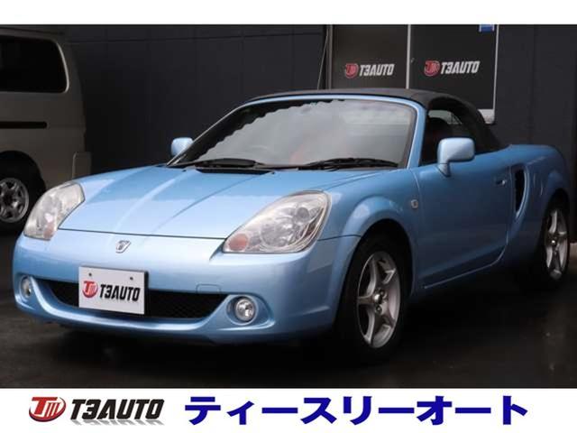 トヨタ MR-S Sエディション 1オーナー/禁煙車/純正アルミ/ノーマル車