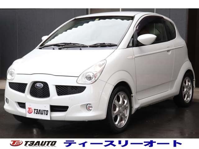 スバル R 禁煙車/純正HIDライト/キーレス/純正アルミ/ETC