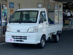 サンバートラックTB 5速マニュアル 三方開 AMFMラジオ ライトレベライザー 運転席側エアバッグ エアコン パワーステアリング 2人乗り 最大積載量350kg