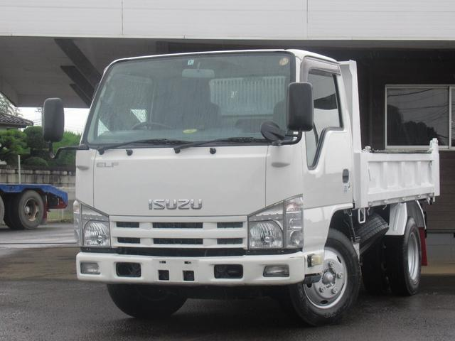 いすゞ エルフトラック 強化ダンプ ISUZU ELF 3トンダンプ ETC