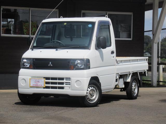 三菱 ミニキャブトラック Vタイプ 三菱 ミニキャブトラック660 Vタイプ 4WD 5速マニュアル