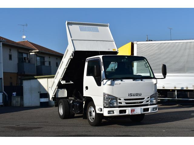いすゞ エルフトラック ダンプ 3t積載 6MT