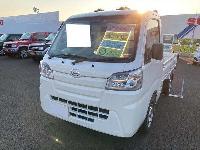 ダイハツ スタンダードSAIIIt 4WD AC 5MT 修復歴無 軽トラック 衝突被害軽減システム