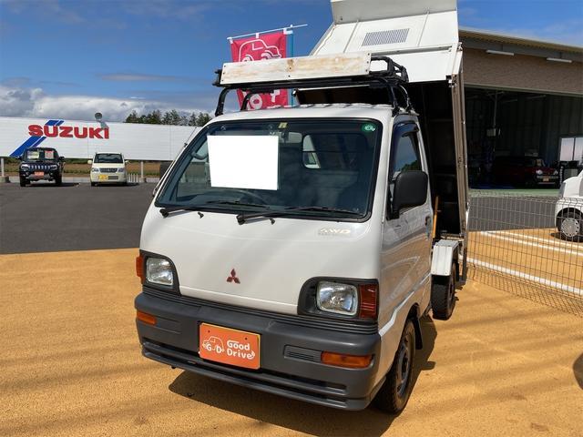 ダンプ 4WD 軽トラック