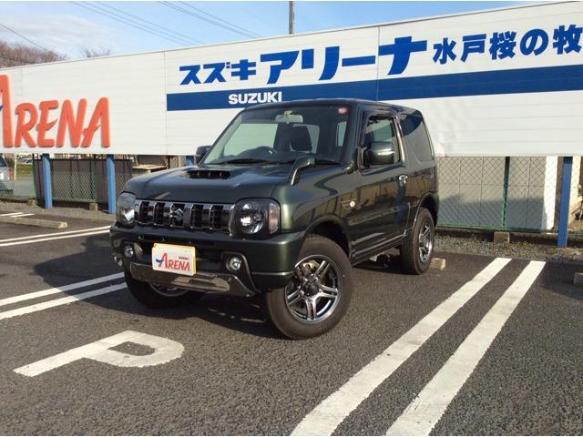 スズキ ランドベンチャー 4WD