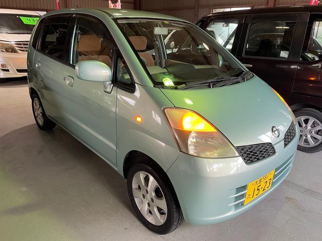 日産 モコ C ・ABS・キーレスキー・CD・タイミングチェーン車輌
