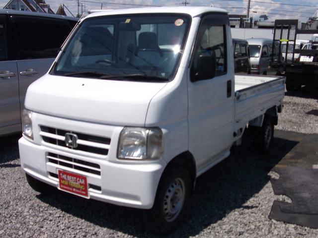 ホンダ アクティトラック SDX パワステ 4WD