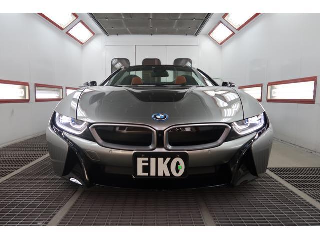 i8(BMW) ロードスター 中古車画像