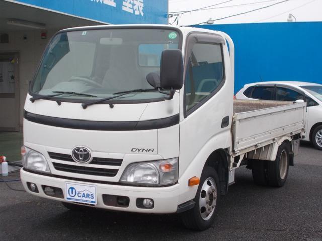 トヨタ ダイナトラック ロングジャストロー ディーゼルターボ 1.35t積
