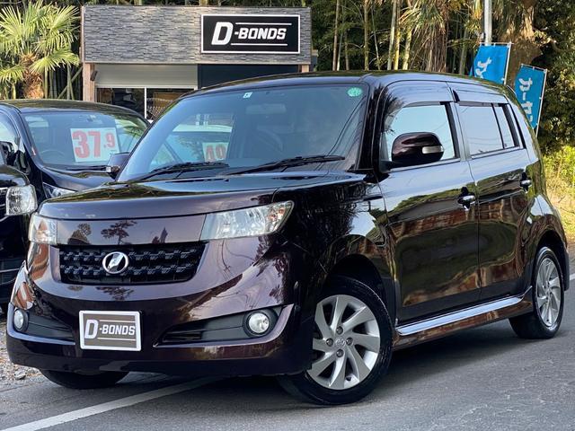 トヨタ bB  ナビ・地デジ・Bluetoothオーディオ・バックカメラ・コーナーセンサー・ETC・HID・コーナーセンサー・キーレス・禁煙車