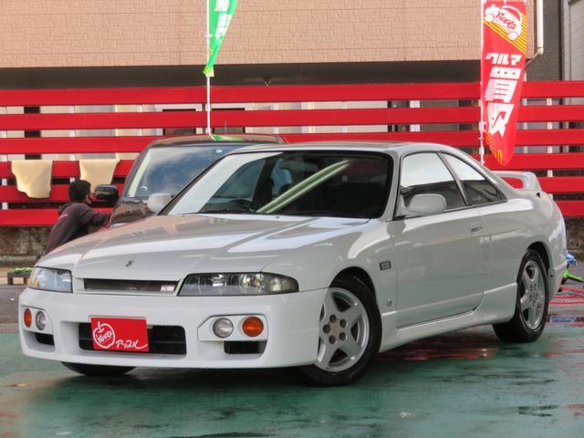 日産 スカイライン GTS25tタイプM スペックII 最終型 HKSエアクリ 社外車高調 HKSマフラー