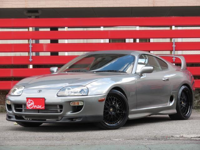 トヨタ SZ E/G載替ツインターボ 6速MT載替 強化クラッチ HKSマフラー RS-R車高調 WORK19インチホイール タイベル交換済み