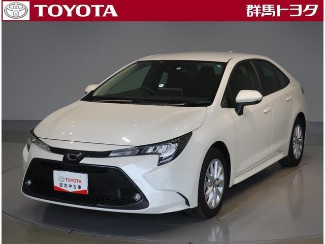 トヨタ カローラ S