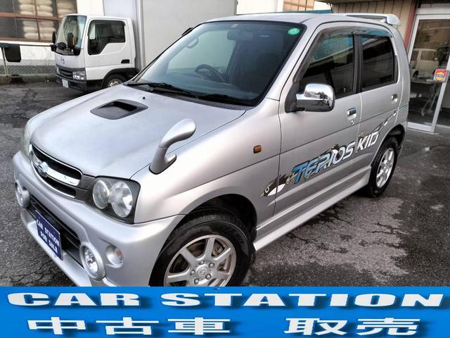 ダイハツ キスマークX ナビ CD 電動格納ミラー AT アルミホイール 衝突安全ボディ ABS エアコン パワーステアリング パワーウィンドウ メモリーナビ付き