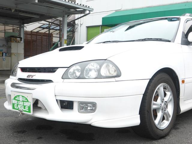 トヨタ GT-T 4WD IC付ターボ 5速 ETC 社外ナビ