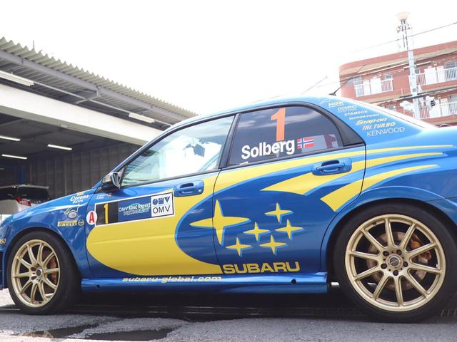 スバル WRX STi E型 レプリカ仕様