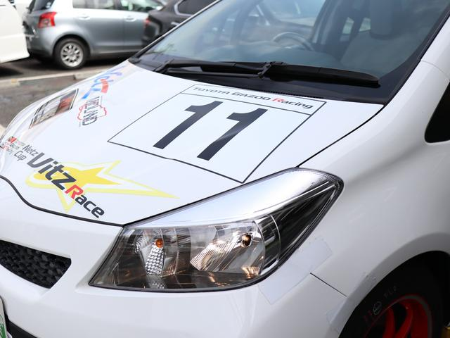 トヨタ ヴィッツ RS RSレーシング ロールバー TRD足回り