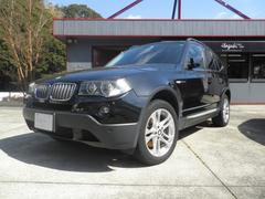 BMW X32.5si レザーシート 純正HDDナビ シートヒーター