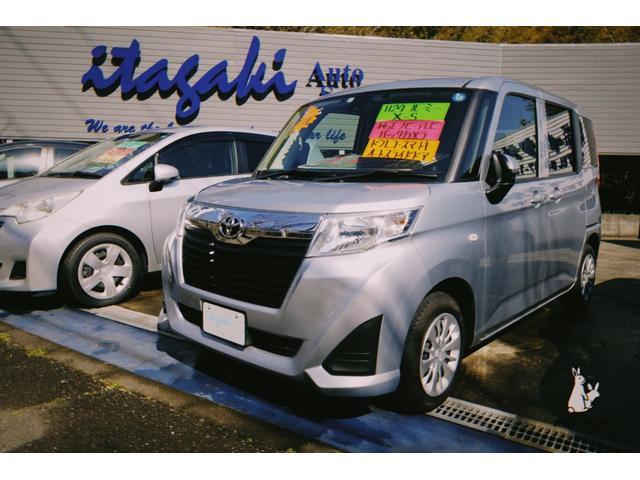 「トヨタ」「ルーミー」「ミニバン・ワンボックス」「神奈川県」の中古車