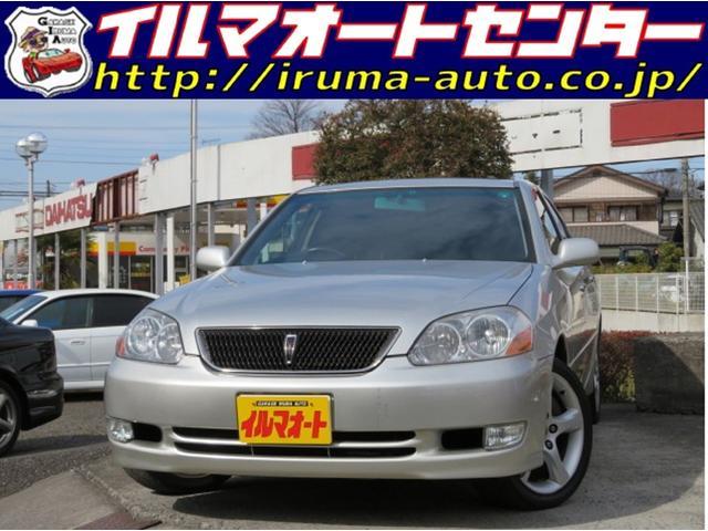 トヨタ グランデiR-Vターボ 純正マルチナビ 純正アルミ HID付