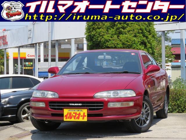 トヨタ GT APEX 5速MT AE101トレノ 外アルミ 禁煙車